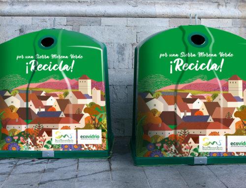 Ecovidrio diseña los nuevos vinilos para eventos turísticos sostenibles