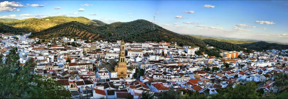 franjas horarias Sierra Morena de Sevilla