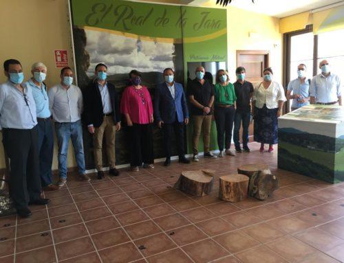 Se reanuda la mesa de trabajo ante los cortes de luz en la Sierra Morena de Sevilla
