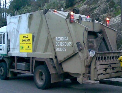 Suspendido el recibo de basura a los comercios que tuvieron que cerrar por el Estado de Alarma