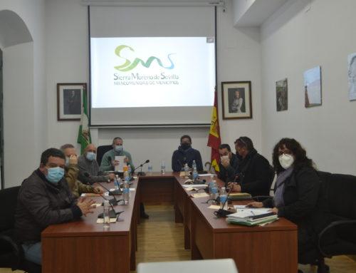 Los alcaldes de la Mancomunidad mantienen una nueva reunión