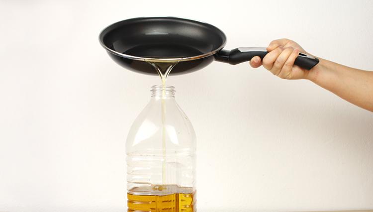 El otro uso del aceite doméstico